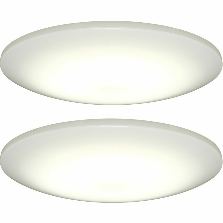 【2個セット】LEDシーリングライト 6.0 薄型タイプ 6畳 調光 AIスピーカーRMS CL6D-6.0HAITメタルサーキット 明かり 灯り 寝室 照明 照明器具 ライト 省エネ 節電 スマートスピーカー対応 アイリスオーヤマ