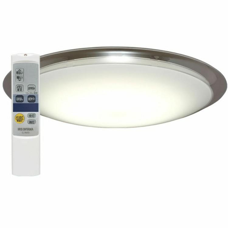 【あす楽】LEDシーリングライト 8畳 6.0 デザインフレームタイプ 8畳 調光 AIスピーカー CL8D-6.0AITメタルサーキット 照明器具 8畳 ライト 省エネ 節電 スマートスピーカー対応 GoogleHome 調光 アイリスオーヤマ
