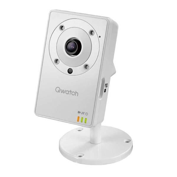 マイク・スピーカー付無線LAN対応ネットワークカメラ「Qwatch」 TS-WLC2 【TC】【IOD】【送料無料】
