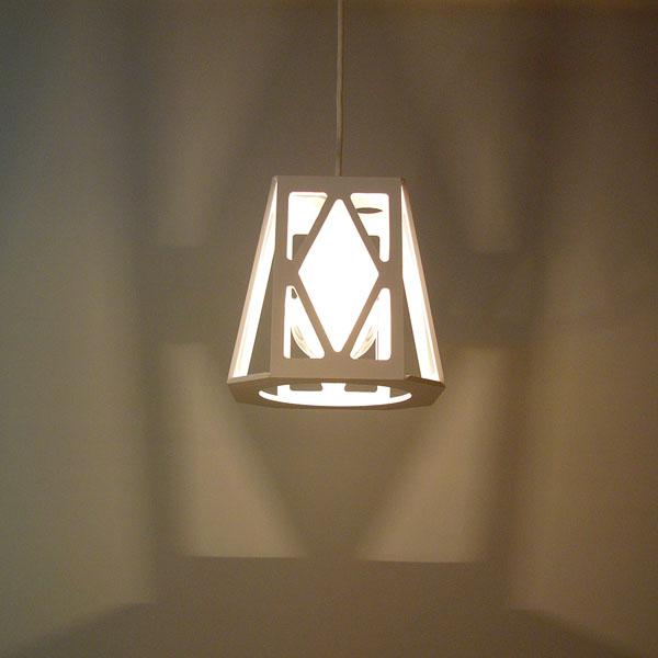 フレイムス Four-Dia 4ダイヤ1灯ペンダントライト DP-029 【TD】【デザイナーズ照明 おしゃれ 照明 インテリアライト】【代引不可】【送料無料】
