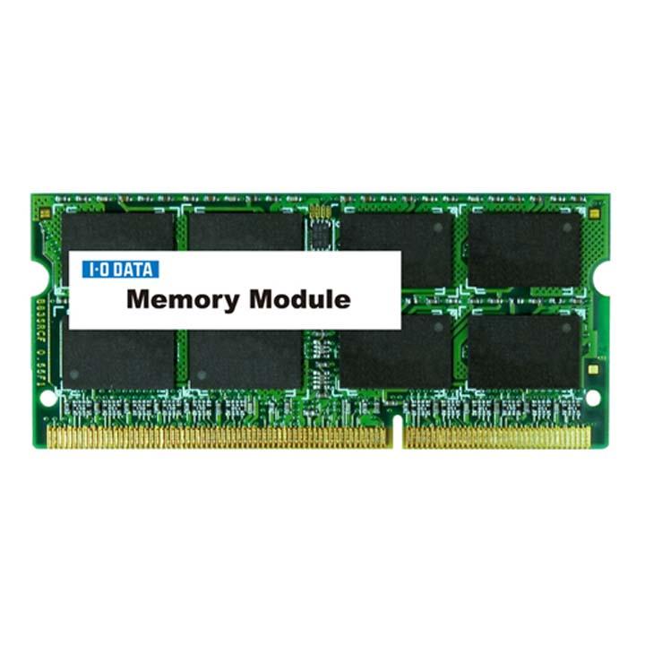 ノートPC用PC3L-12800(DDR3L-1600)対応メモリー8GB SDY1600L-8G送料無料 ノート 低電圧 メモリー ノートパソコン用 ノートメモリー ノートノートパソコン用 低電圧メモリー メモリーノート アイ・オー・データ機器 【TC】