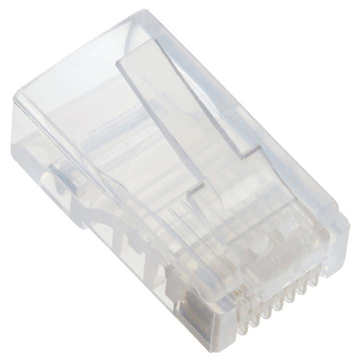 ツメの折れないLANコネクタ(Cat5e) LD-RJ45T100/T送料無料 パソコン LAN 回線 ケーブル 有線 アクセサリー 変換コネクタ パソコンケーブル パソコンアクセサリー LANケーブル ケーブルパソコン ケーブルLAN エレコム 【TD】