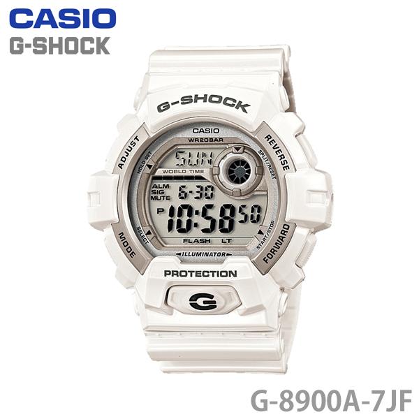 【国内正規品 腕時計 G-ショック】カシオ〔CASIO〕G-SHOCK G-8900A-7JF〔時計 防水 ワールドタイム ジーショック 腕時計 GSHOCK〕【HD】【TC】 [CAWT]【送料無料】
