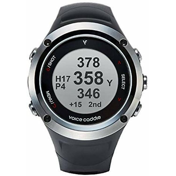 T2A 時計型 スロープ距離測定器 BK T2A送料無料 ボイスキャディ ヴォイスキャディ 距離計 時計 【D】