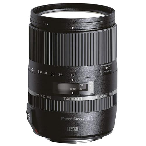 【国内正規品】 タムロン 16-300mm F/3.5-6.3 Di II VC PZD MACRO B016E キヤノン用 高倍率ズームレンズ(快適家電デジタルライフ)