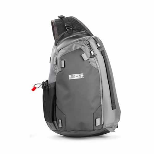 MindShiftGEAR マインドシフトギア カメラバッグ フォトクロス10 カーボングレー 014202 (ラッピング不可) (快適家電デジタルライフ)