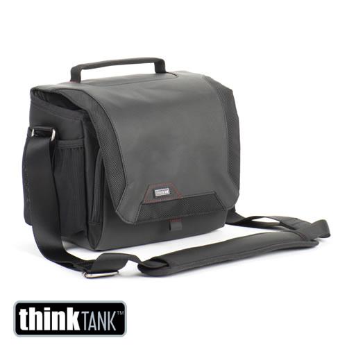 thinkTANKphoto シンクタンクフォト カメラバッグ スペクトラル8 テクニカルブラック 006920 (ラッピング不可) (快適家電デジタルライフ)