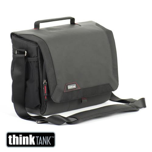 thinkTANKphoto シンクタンクフォト カメラバッグ スペクトラル10 テクニカルブラック 006944 (ラッピング不可) (快適家電デジタルライフ)