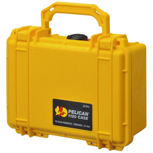 PELICAN ペリカン 小型防水ケース 1120HKYL イエロー 【ラッピング不可】【快適家電デジタルライフ】