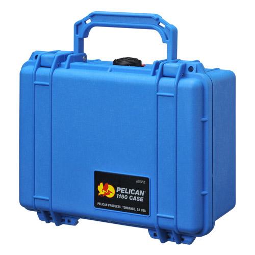 ペリカン 【ラッピング不可】【快適家電デジタルライフ】 PELICAN 1150HKBL ブルー 小型防水ケース