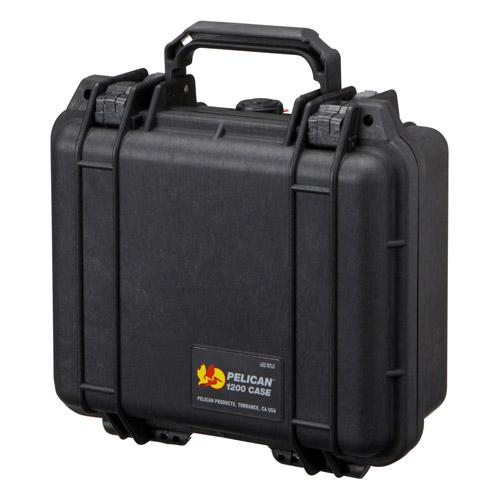 PELICAN ペリカン 小型防水ケース 1200HKBK ブラック 【ラッピング不可】【快適家電デジタルライフ】