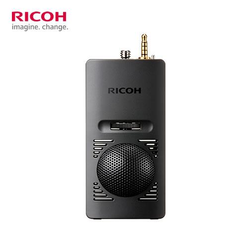 リコー THETA V対応 オプションマイク 3Dマイクロフォン TA-1 【快適家電デジタルライフ】