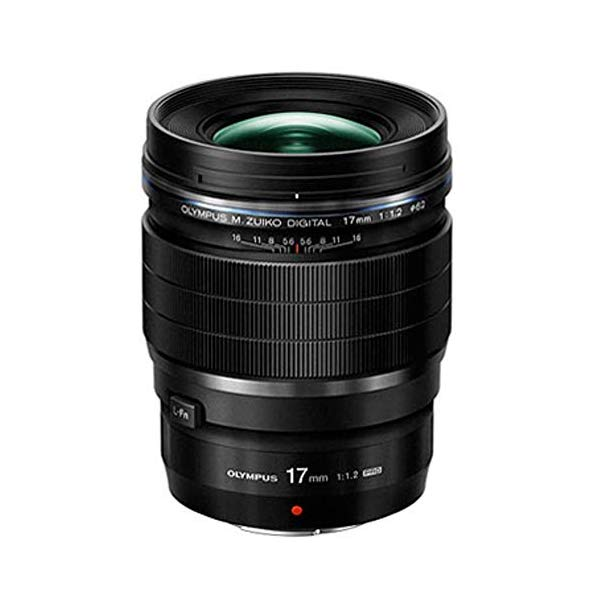 OLYMPUS オリンパス 大口径広角単焦点レンズ M.ZUIKO DIGITAL ED 17mm F1.2 PRO(快適家電デジタルライフ)