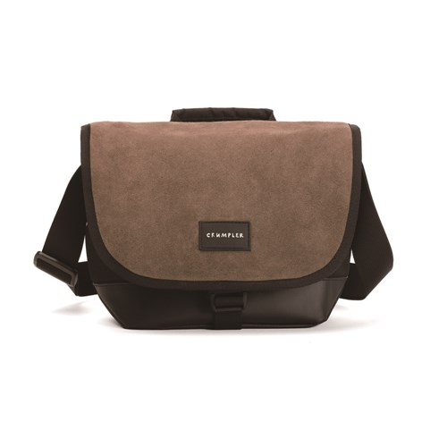 クランプラーEU Proper Roady 2000 suede leather チョコブラウン PRY2000-005 (ラッピング不可) (快適家電デジタルライフ)
