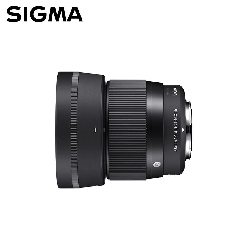 シグマ 中望遠レンズ 56mm F1.4 DC DN (C) ソニーEマウント用(快適家電デジタルライフ)