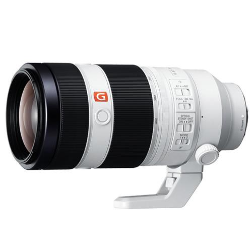 ソニー SONY デジタル一眼カメラα(Eマウント)用レンズ SEL100400GM(快適家電デジタルライフ)