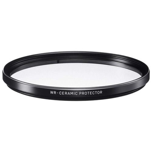 シグマ レンズ保護フィルター SIGMA WR CERAMIC PROTECTOR 77mm 【快適家電デジタルライフ】