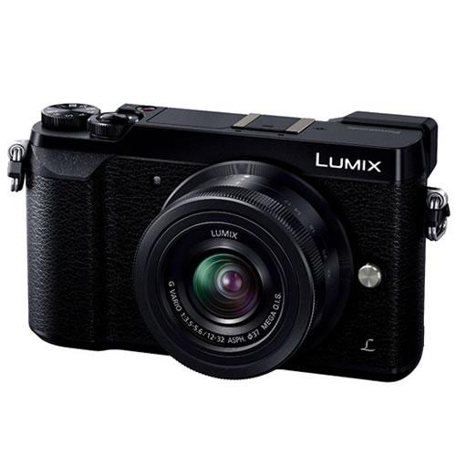 Panasonic (パナソニック) ミラーレス一眼カメラ ルミックス DMC-GX7MK2K ブラック 12-32キット(快適家電デジタルライフ)