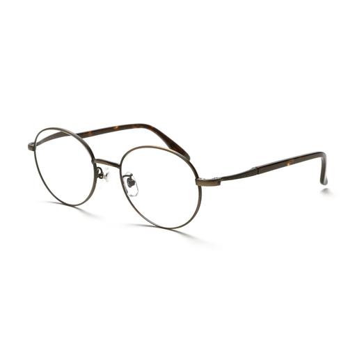 老眼鏡 ピントグラス 小松貿易 PINT GLASSES 710BZ (PG-710-BZ) 兼用 (老眼度数:+0.60~2.50D)