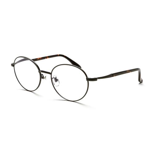 老眼鏡 ピントグラス 小松貿易 PINT GLASSES 710BK (PG-710-BK) 兼用 (老眼度数:+0.60~2.50D)