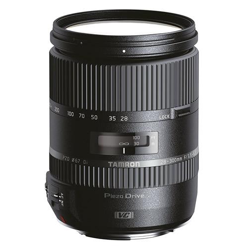 タムロン 高倍率ズームレンズ 28-300mm F/3.5-6.3 Di VC PZD キヤノン用 (Model A010E) 【快適家電デジタルライフ】