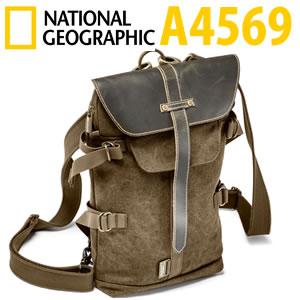 ナショナルジオグラフィック NG A4569 レザー2way バッグ 【快適家電デジタルライフ】