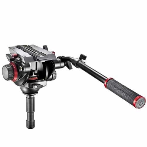 (メーカー直送)(代引不可)マンフロット 504HD プロフルードビデオ雲台 75mm(ラッピング不可)(快適家電デジタルライフ)