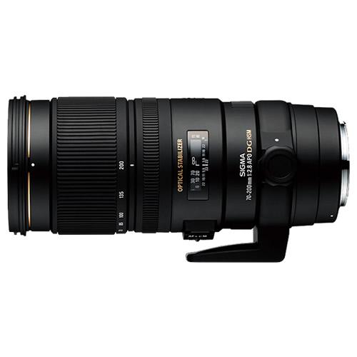 シグマ 望遠ズームレンズ APO 70-200mm F2.8 EX DG OS HSM キヤノン用 (快適家電デジタルライフ)