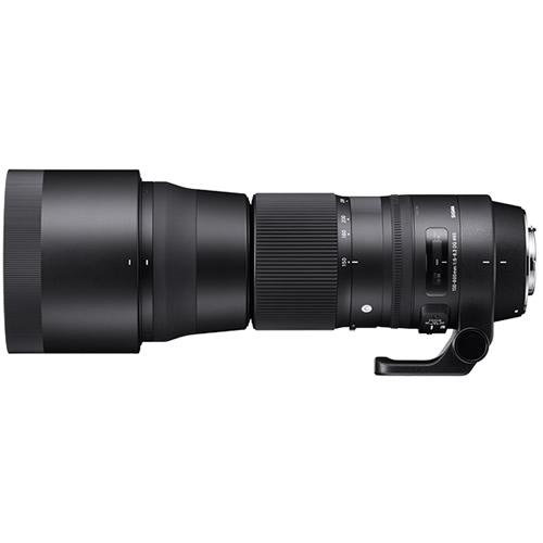 シグマ 150-600mm F5-6.3 DG OS HSM (C) キヤノン用 望遠ズームレンズ (快適家電デジタルライフ)
