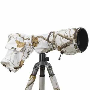 LensCoat (レンズコート) レインコート・プロ リアルツリースノー 【LCRCPSN】 (快適家電デジタルライフ)