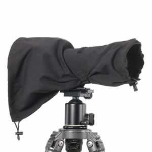 LensCoat (レンズコート) レインスリーブ M ブラック 【LCRSMBK】 (快適家電デジタルライフ)
