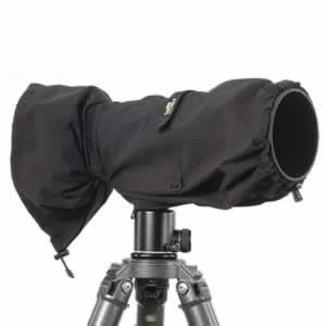 LensCoat (レンズコート) レインスリーブ L ブラック 【LCRSLBK】 (快適家電デジタルライフ)