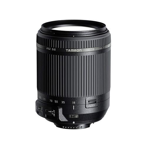 タムロン 18-200mm F/3.5-6.3 Di II VC ニコン用 Model:B018N 【快適家電デジタルライフ】
