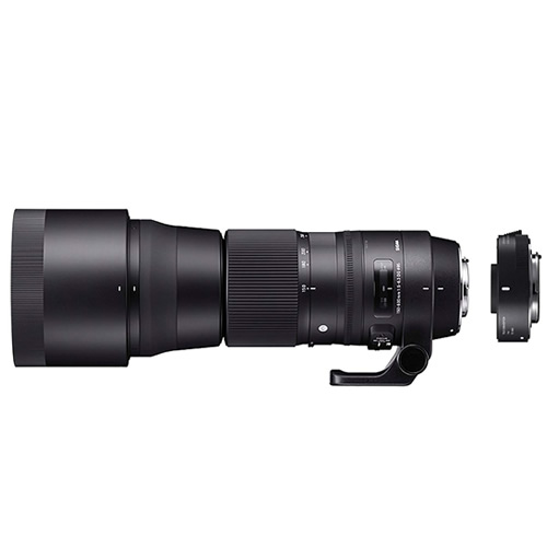 シグマ 150-600mm F5-6.3 DG OS HSM (C) シグマ用 テレコンバーターキット 【快適家電デジタルライフ】
