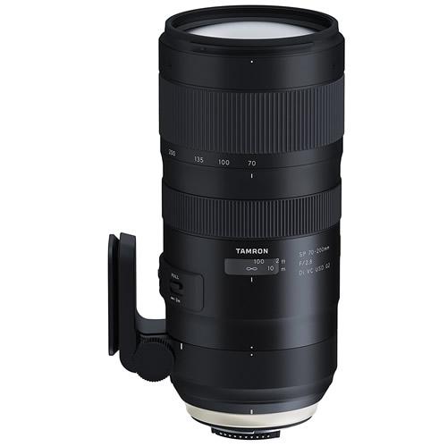 タムロン SP 70-200mm F/2.8 Di VC USD G2 ニコン用 A025N 大口径望遠ズームレンズ 【快適家電デジタルライフ】