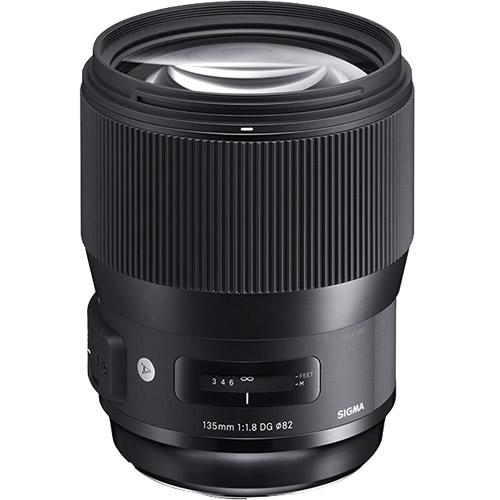 シグマ 望遠レンズ 135mm F1.8 DG HSM(A) シグマ用 (快適家電デジタルライフ)