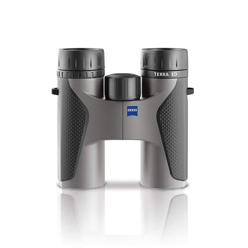カールツァイス 双眼鏡 TERRA ED 8x32 gray 【快適家電デジタルライフ】