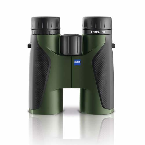 カールツァイス 双眼鏡 TERRA ED 8x42 green 【快適家電デジタルライフ】