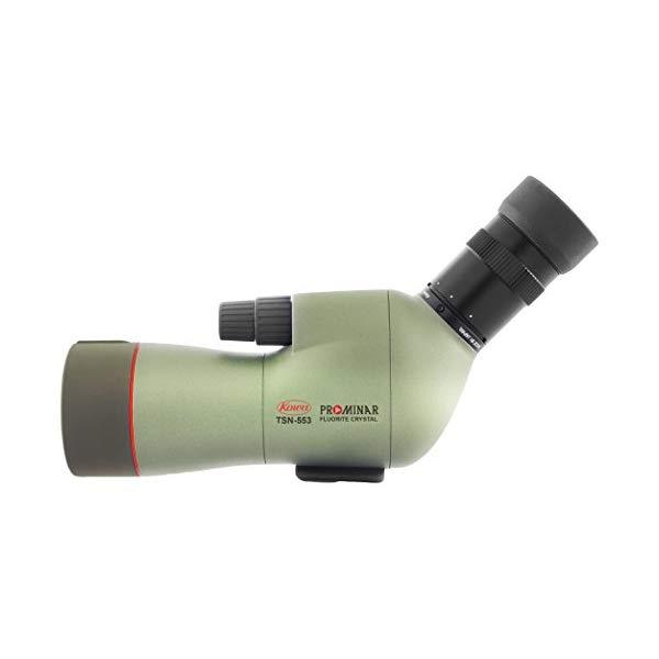 コーワ スポッティングスコープ TSN-553 PROMINAR(傾斜型) 【快適家電デジタルライフ】