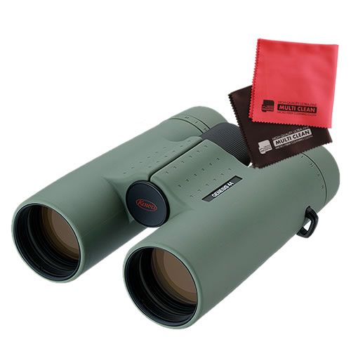 【マイクロファイバークロスセット】 コーワ 双眼鏡 GENESIS44 PROMINAR 8.5x44 【快適家電デジタルライフ】