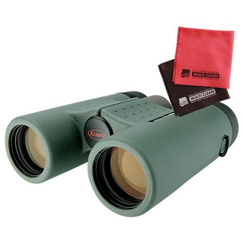 【マイクロファイバークロスセット】 コーワ 双眼鏡 GENESIS33 PROMINAR 10x33 【快適家電デジタルライフ】