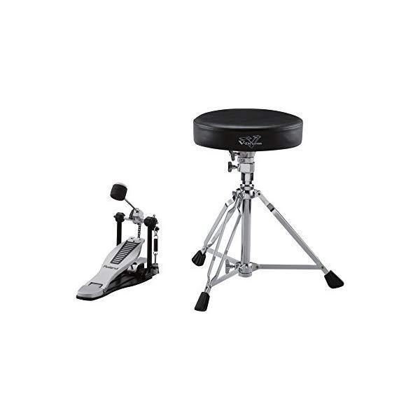 【送料無料】 ローランド 【アクセサリー・パッケージ】 DAP-3X Vドラム用スローン・スティック・キックペダルセット【快適家電デジタルライフ】