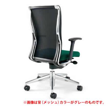KOKUYO オフィスチェア フォスター(FOSTER) CR-G1411C1 [背面カラー:ホワイト] [ヘッドレスト無し・可動肘付] 【キャスター・座面カラー選択式】※画像は背面カラーがブルーイッシュグレーのものですが、実際のカラーはホワイトです。【快適家電デジタルライフ】