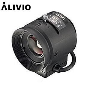 コロナ電業 ALIVIO オートアイリス固定焦点レンズ 13FG08IR(タムロン製)