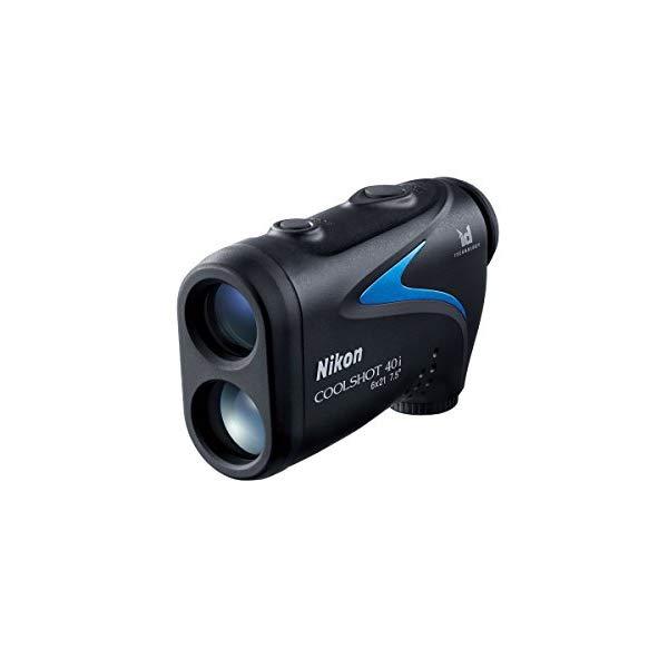 【送料無料】Nikon(ニコン) 携帯型レーザー距離計 COOLSHOT 40i <ケース・ストラップ付>【ゴルフ用レーザー距離測定器】【快適家電デジタルライフ】