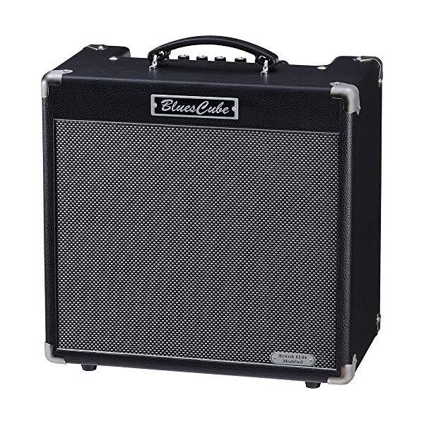 """Roland【ローランド】アンプ BC-HOT-BKB『Blues Cube Hot""""British EL84 Modified""""』【快適家電デジタルライフ】"""