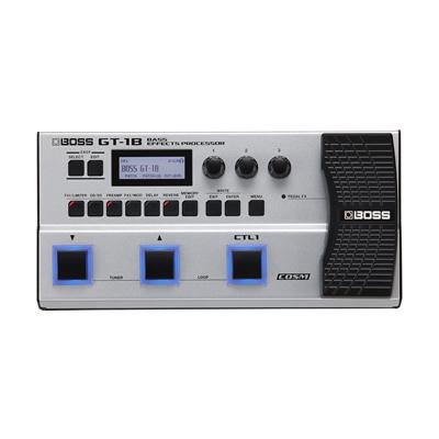 BOSS【ボス】ベース用マルチ・エフェクター GT-1B Bass Effects Processor【快適家電デジタルライフ】