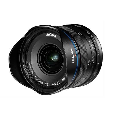 LAOWA(ラオワ) 【交換レンズ】 7.5mm F2 MFT [7.5mmF2][マイクロフォーサーズマウント]【快適家電デジタルライフ】