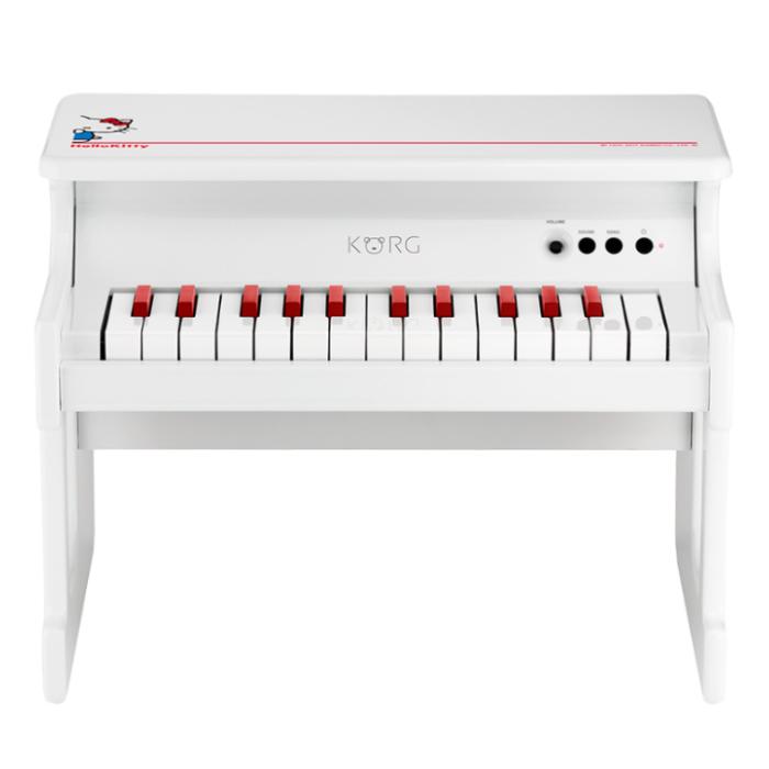 限定生産!(ミニピアノ)コルグ tinyPIANO-SKT ハローキティ (ラッピング不可)(快適家電デジタルライフ)