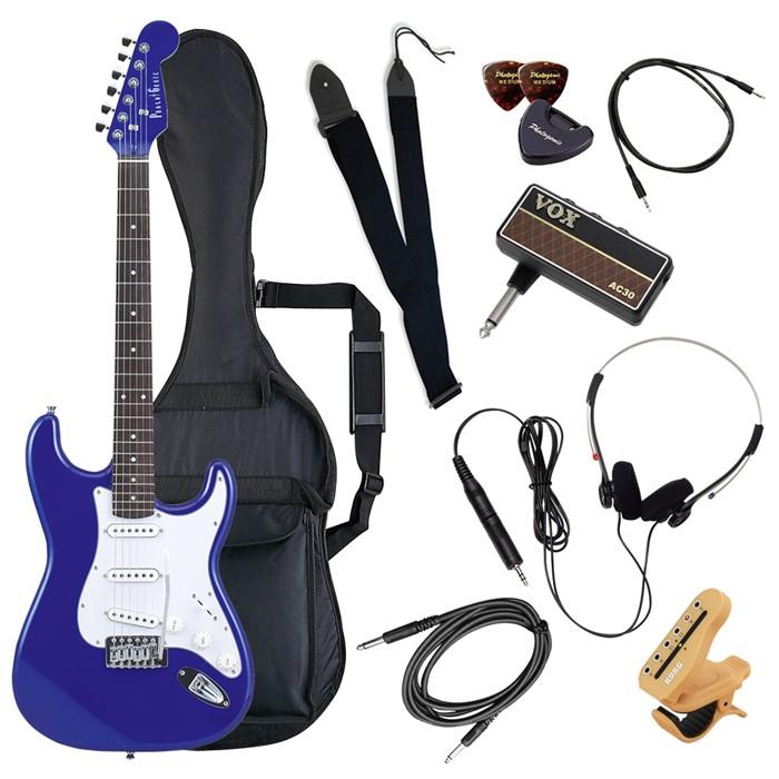(メーカー直送)(代引不可) エレキギター ST-180 ギターセット)/MBL メタリックブルー PhotoGenic エレキギター (ホームショッピングオリジナル PhotoGenic ヘッドフォンアンプ ギターセット) (ラッピング不可), ALPHASTYLE:b76e930d --- sunward.msk.ru